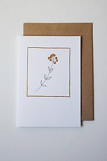 Papiernictvo - Pohľadnica // Nežná jeseň I. - 10013882_