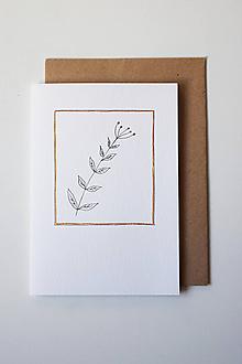 Papiernictvo - Pohľadnica // Nežná jeseň III. - 10013897_