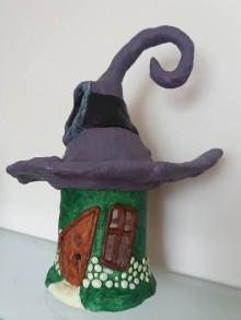 Dekorácie - halloweensky domček II. - 10014717_