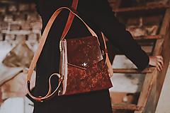 Batohy - Kožený batoh SHAPE Vintage brown - 10015114_
