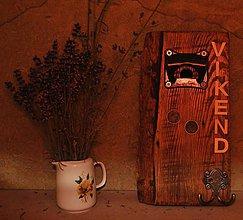 Magnetky - Víkend - 10014684_