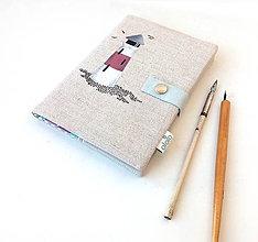 Papiernictvo - Zápisník Maják - A5 - 10013184_