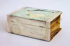 Krabičky - Keď zvonia svadobné zvony - krabica na fotografie a drobnosti - 10013843_