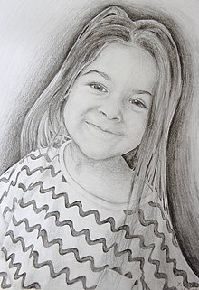 Kresby - Kreslený portrét - 10013720_