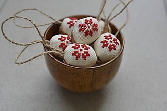 Dekorácie - Vianočné oriešky - 10018064_