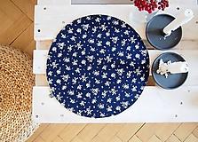 Úžitkový textil - Prestieranie/obrus - modrotlač-II - 10017555_