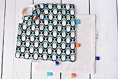 Žužláčik - tučniaci  (Tučniaci modrí)