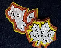 Odznaky/Brošne - Farebná jeseň - 10020456_