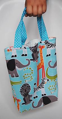 Detské tašky - Taška pre malú rúčku - 10018556_