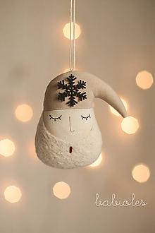 Dekorácie - Nain de Noël VI - 10017178_