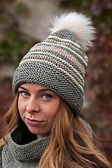 Čiapky - cappello e tunnel da donna - 10019866_