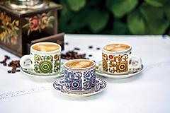 Nádoby - Keramický hrnček - Malka - 10017063_
