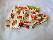 Úžitkový textil - Vrecúška - 10017774_
