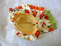 Úžitkový textil - Vrecúška - 10017775_