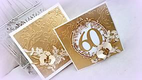 Papiernictvo - Zlatý okamih narodenín! - 10017052_