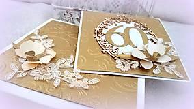 Papiernictvo - Zlatý okamih narodenín! - 10017055_