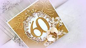 Papiernictvo - Zlatý okamih narodenín! - 10017056_