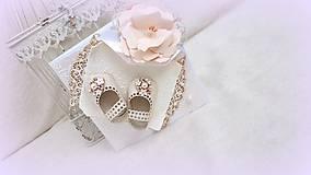 Papiernictvo - Črievičky pre malú princeznú - 10017078_