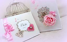 Papiernictvo - Pre malú princeznú Eloide - 10017397_