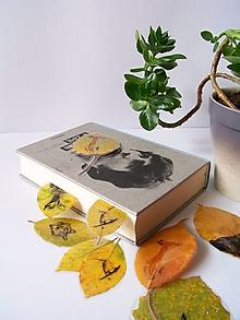 Papiernictvo - Záložky do knihy: Les v knihe na požiadanie - 10017346_