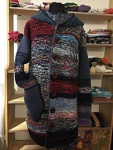Oblečenie - Akcia! Pánsky hrubý kabátik - 10022015_