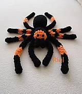 Háčkovaný pavúk - Tarantula Emilka