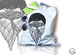 Nákupné tašky - Nákupná taška - Fantázia - 10021416_