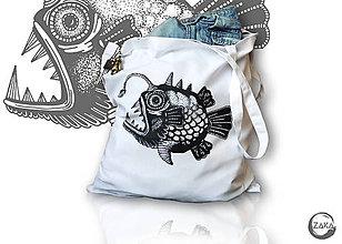 Nákupné tašky - Nákupná taška - Ryba - 10021440_