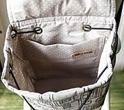 Batohy - Mini batôžtek