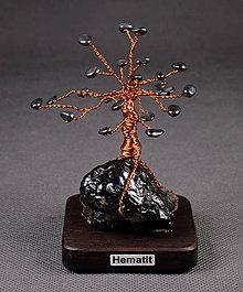 Dekorácie - Hematit st108 - 10021636_
