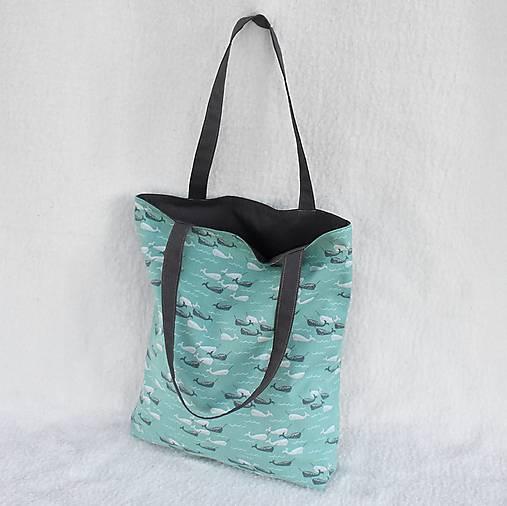 Nákupní taška - Oceán