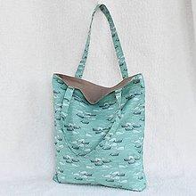 Nákupné tašky - Nákupní taška - Oceán II - 10024414_