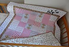 Úžitkový textil - Deka ovečka - 10021401_