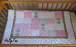 Úžitkový textil - Deka ovečka - 10021404_