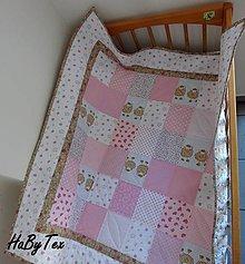 Úžitkový textil - Deka ovečka - 10021399_