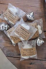Svietidlá a sviečky - Sójové vosky s vôňou
