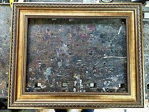 Rámiky - Zrkadlový rám - 10021172_