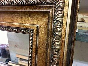 Rámiky - Zrkadlový rám - 10021174_