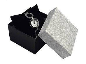 Obalový materiál - Papierová krabička hodinky/náramok - 10024556_