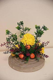 Dekorácie - jesenné dekorácie - 10020749_