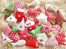 - Vianočné ozdoby,všeličo (mini-chalúpky) - 10026623_