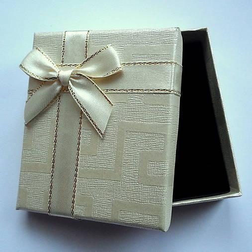 Krabička 8x7x2,6cm