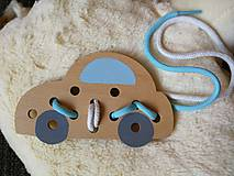 Hračky - AUTO – prevliekacia hračka MINI - 10025474_