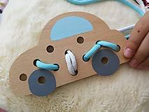 Hračky - AUTO – prevliekacia hračka MINI - 10025478_