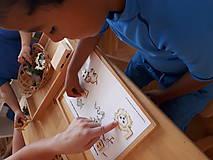 Hračky - Kreatívne písmenká ABECEDA – tvorenie prvých slov - 10025862_