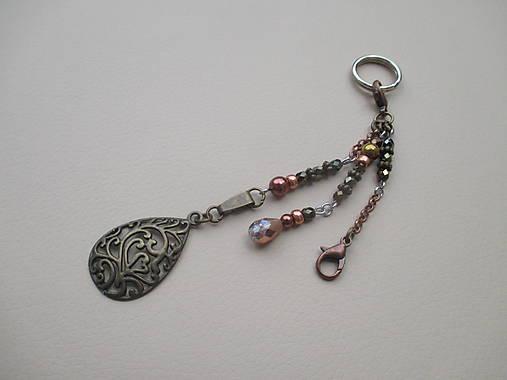 Kľúčenka - vintage