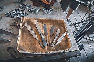 Nože - Vyrob si nôž (kurz) - 10025091_