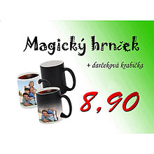 Iné - Magický hrnček - 10026974_