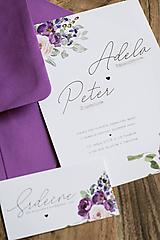 Svadobné oznámenie