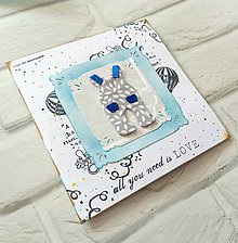 Papiernictvo - baby blue 2 - 10026895_